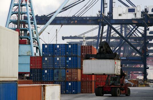 Logística, Exportação de Produtos